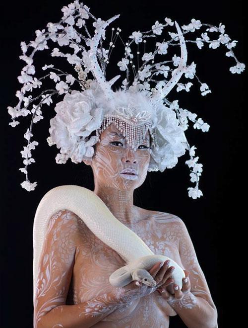 Avante Garde Headdresses By Miss G Haute Headwear Beauty