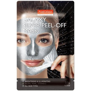 Маска для лица Silver PUREDERM GALAXY GOLD PEEL-OFF MASK