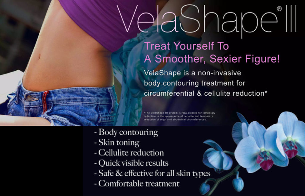 Body Contouring Treatment - Cellulite Reduction