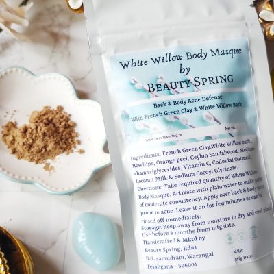 White Willow Body Masque By Beauty Spring