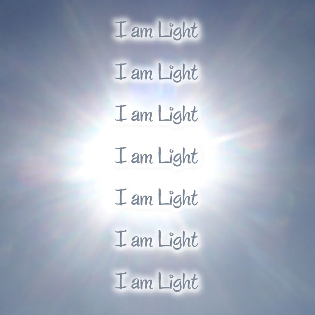 I Am Light – A Beautiful Song