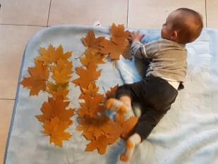 Виктор на 10 месеца