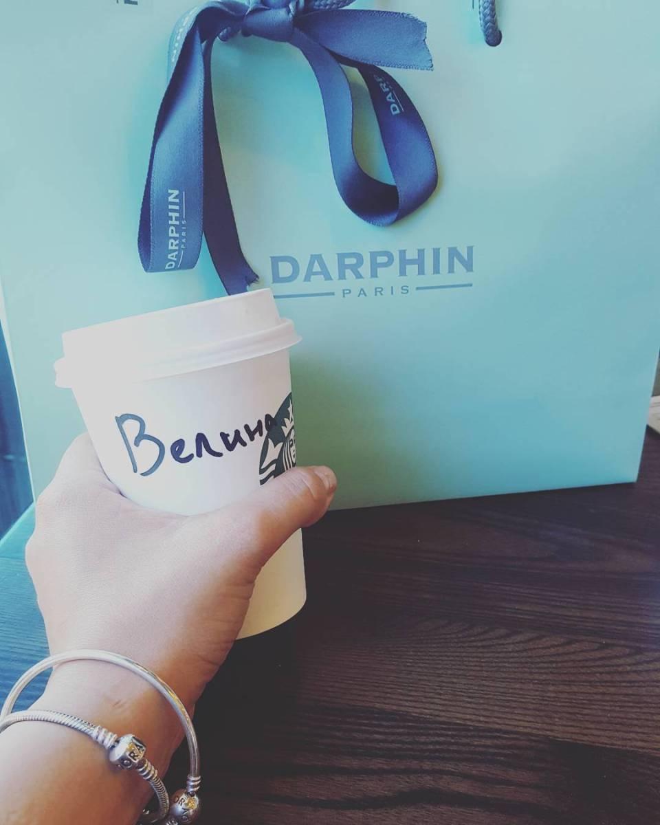 В изисканата компания на Darphin