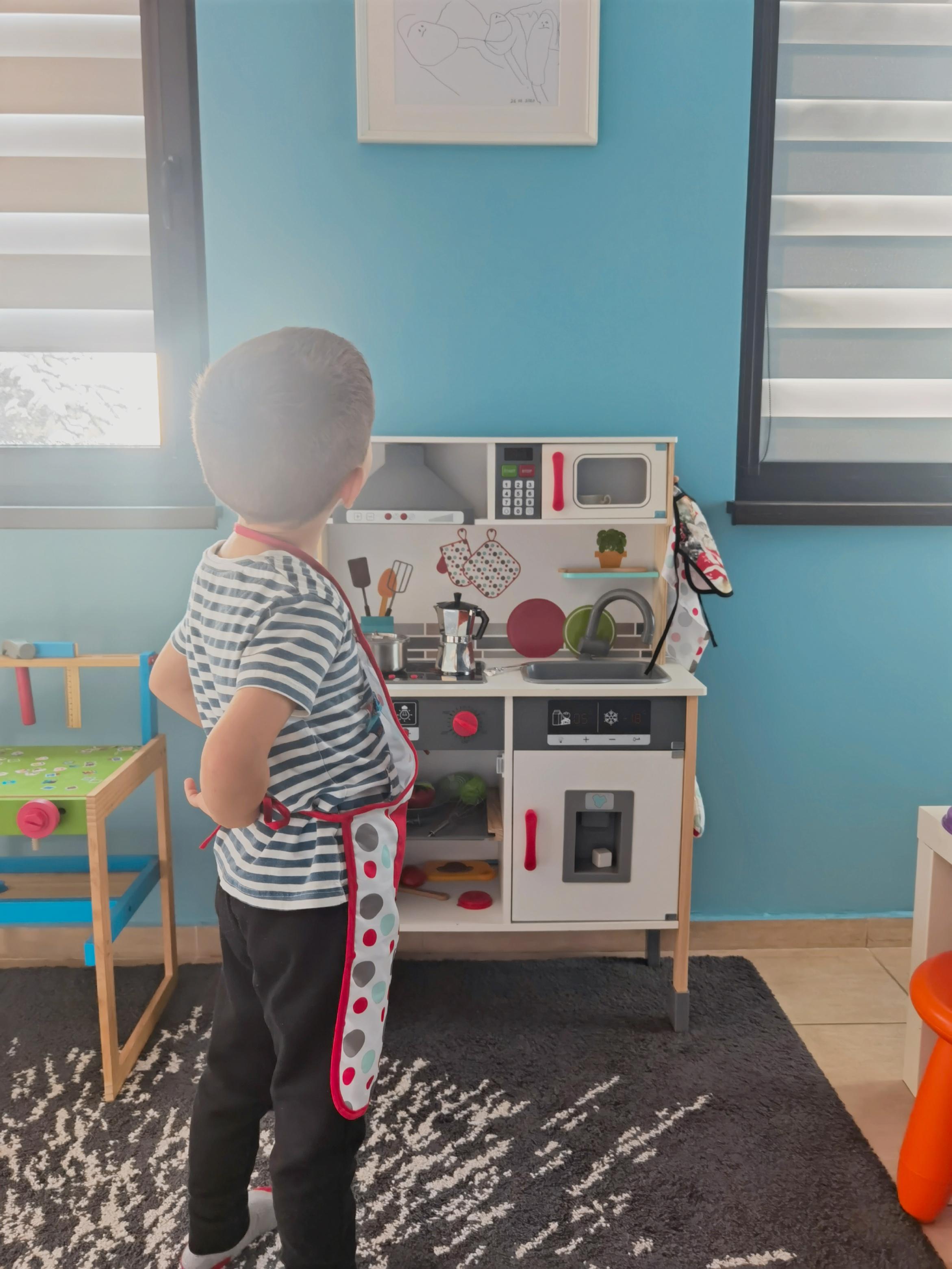Детска кухня на Ikea