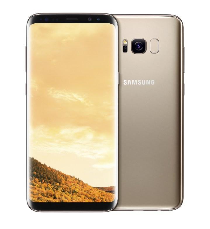 Galaxy S8_Maple Gold