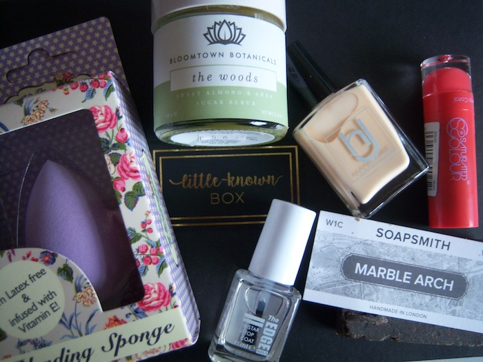Little-Known Box ~ March Review