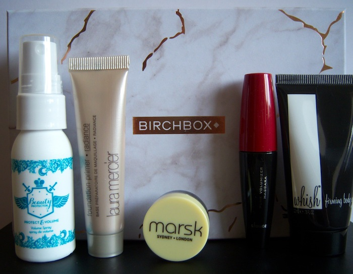 Birchbox Review ~ May 2017
