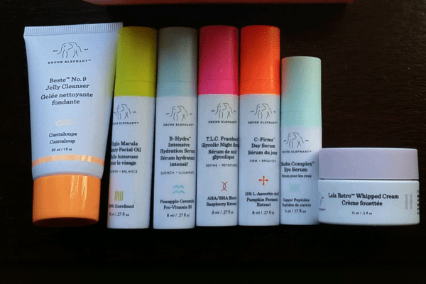 Drunk Elephant Skincare ~ Review