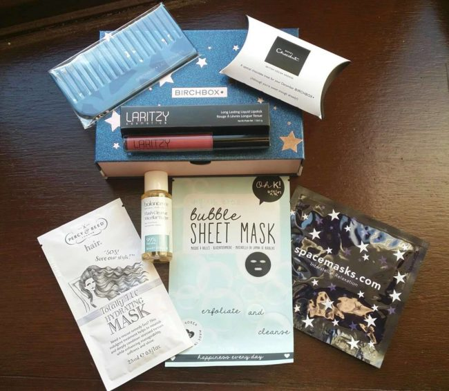 Birchbox December 2018 ~ Review