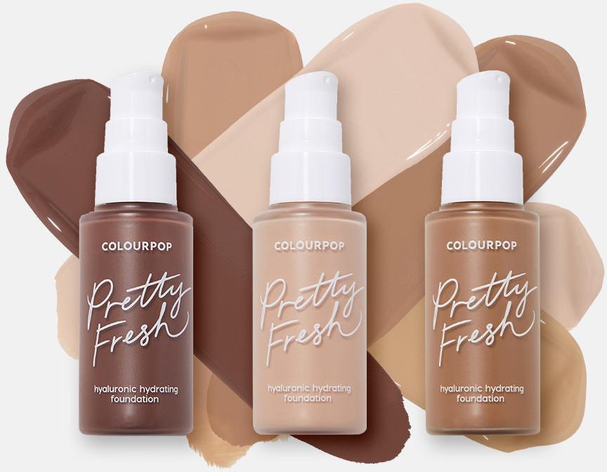 ColourPop Pretty Fresh Hydrating Foundation