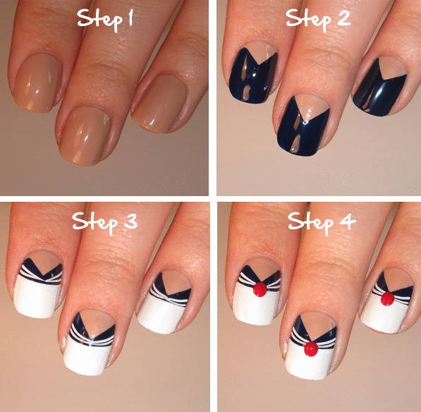 Chevron Nail Design 1000 Images About Art On Cute