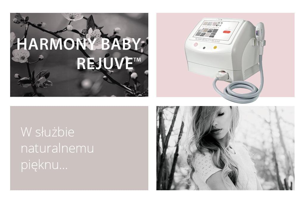 urządzenie harmony baby rejuve