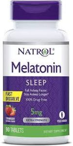 melatonin kapsule
