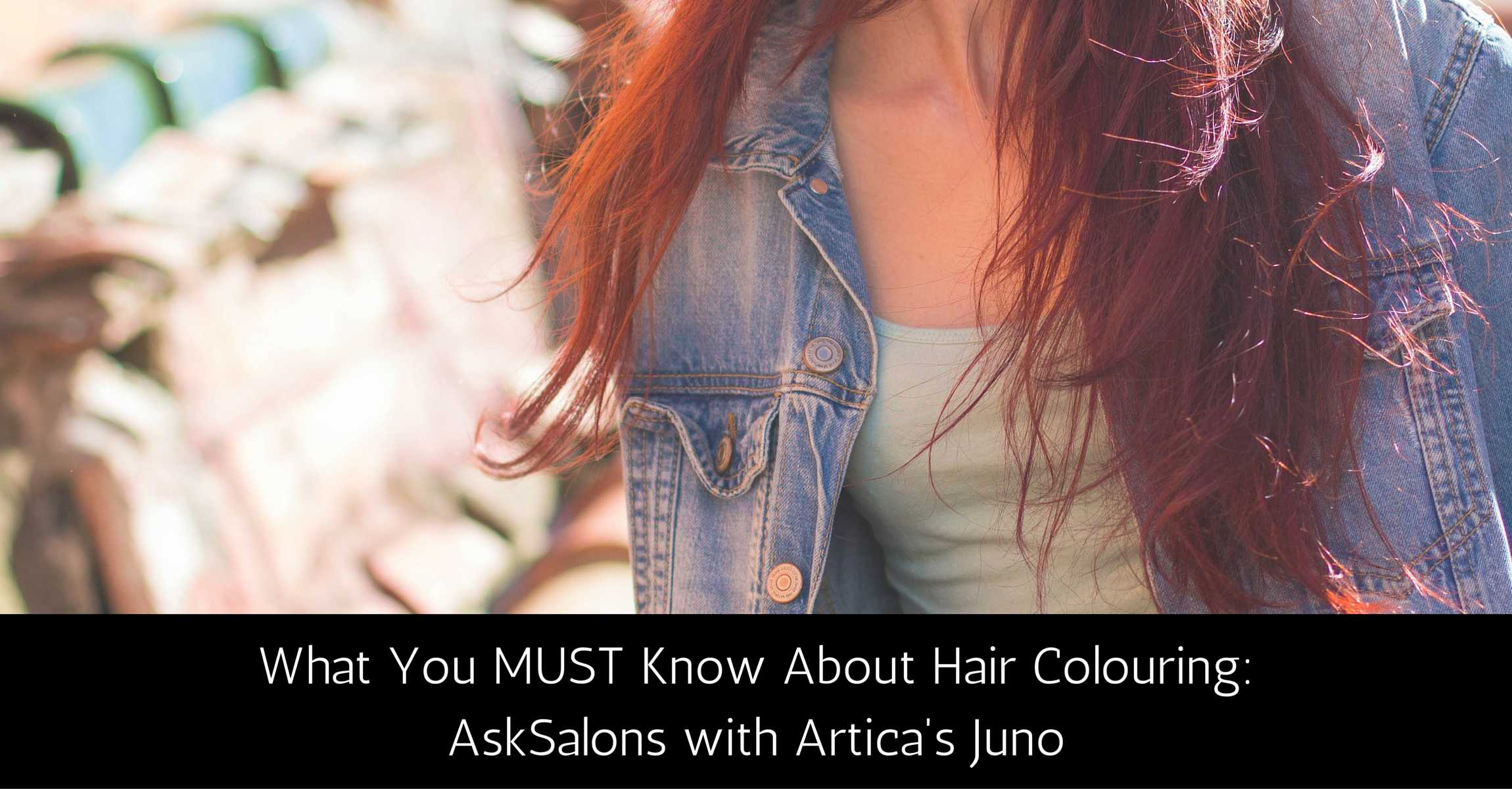 What You MUST Know About Hair Colouring Answers From