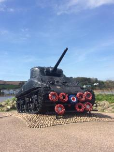 Picture 18 - Sherman Tank Operation Tiger