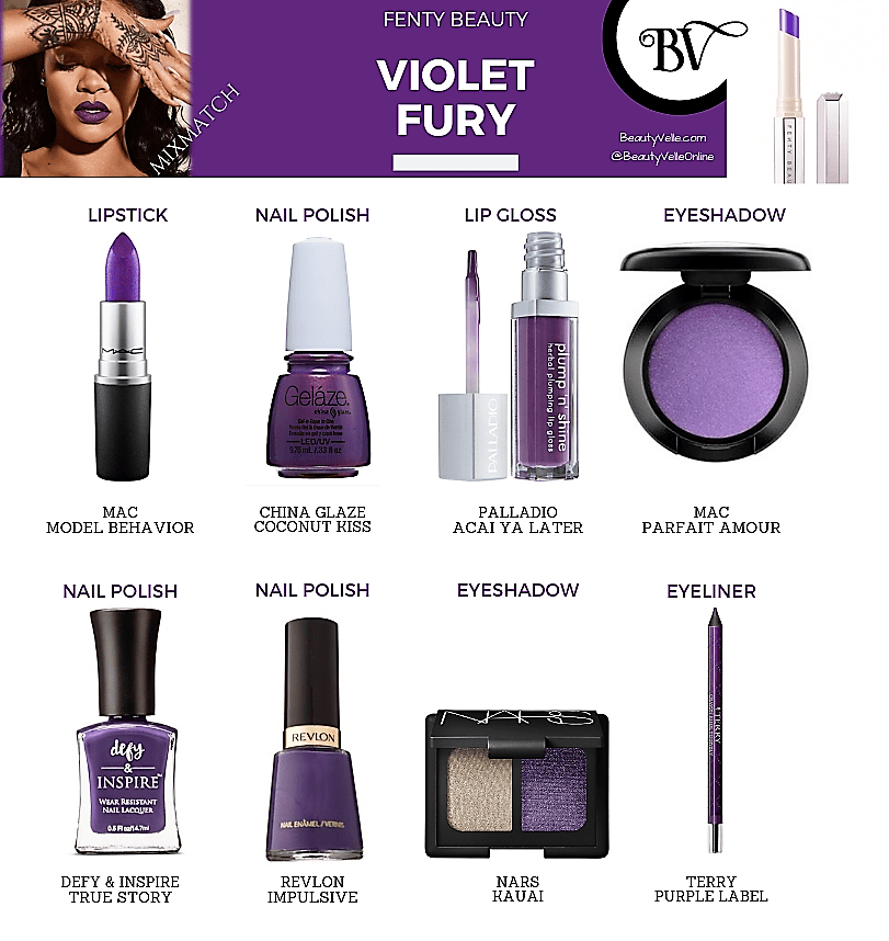 Fenty Beauty Violet Fury