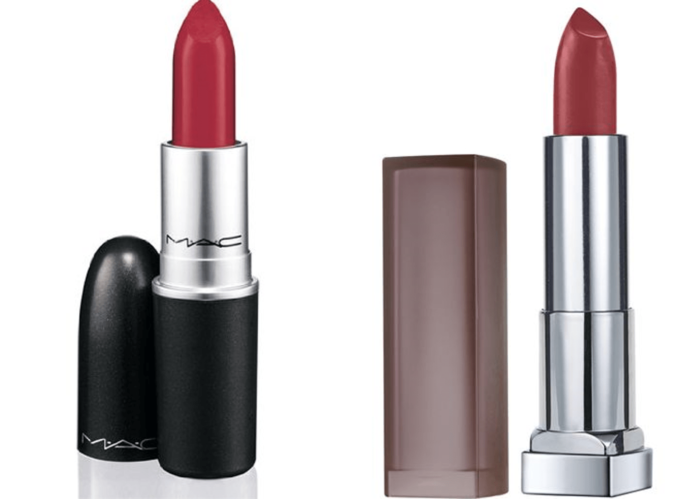 Cheap Dupes for MAC's Best Selling Lipsticks