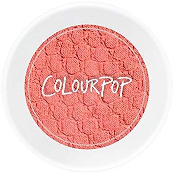 ColourPop Super Shock Blush Holiday - Coral Blush