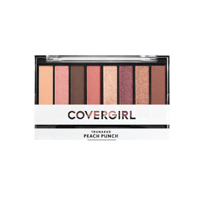 Covergirl TruNaked Eyeshadow Palettes