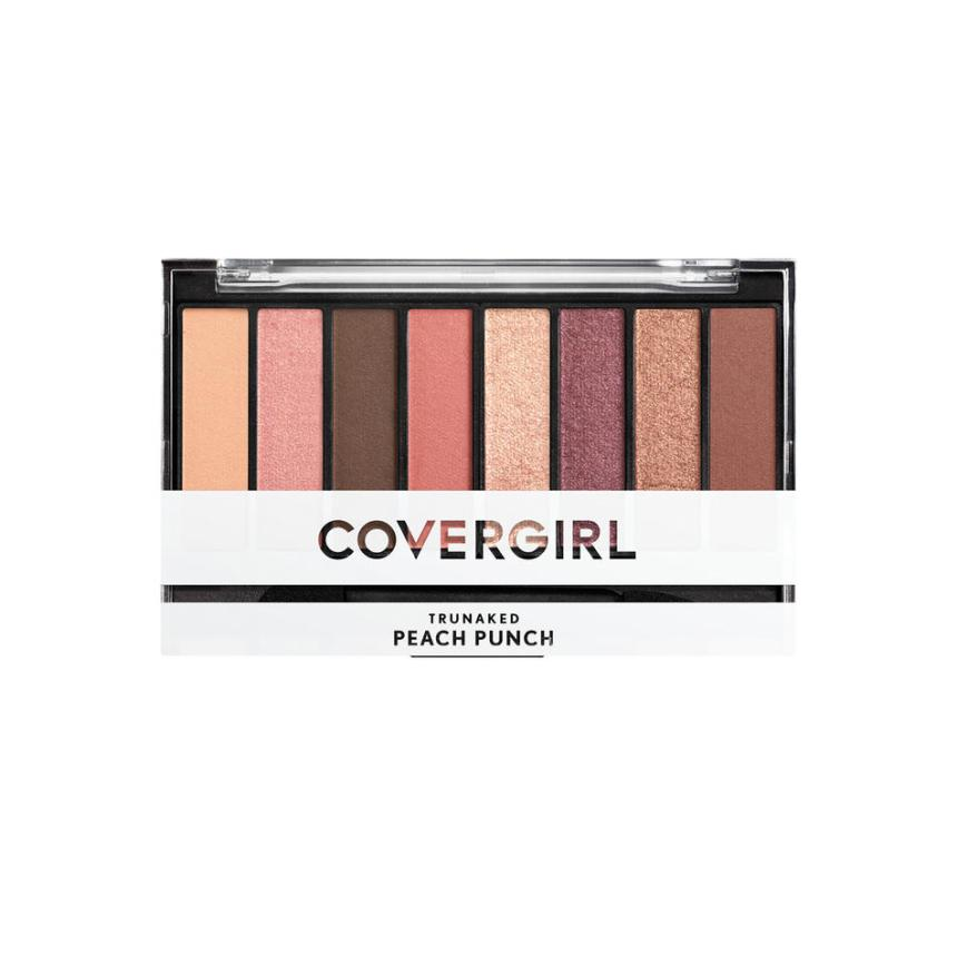 Covergirl TruNaked Eyeshadow Palettes