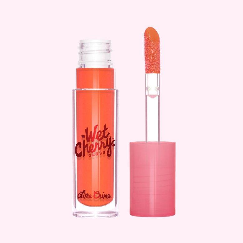 Limecrime Neon Inspired Wet Cherry Lip Gloss