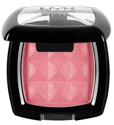 NYX Professional Makeup Powder Blush Pinched - Coral Blush