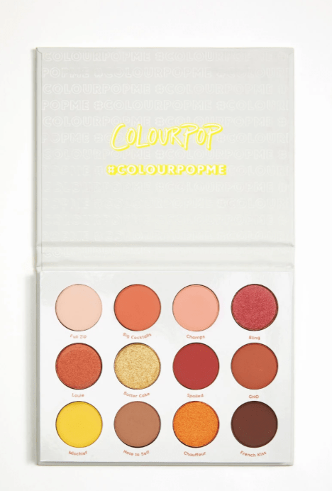 Colourpop Yes Please Palette Top 10 Makeup Looks