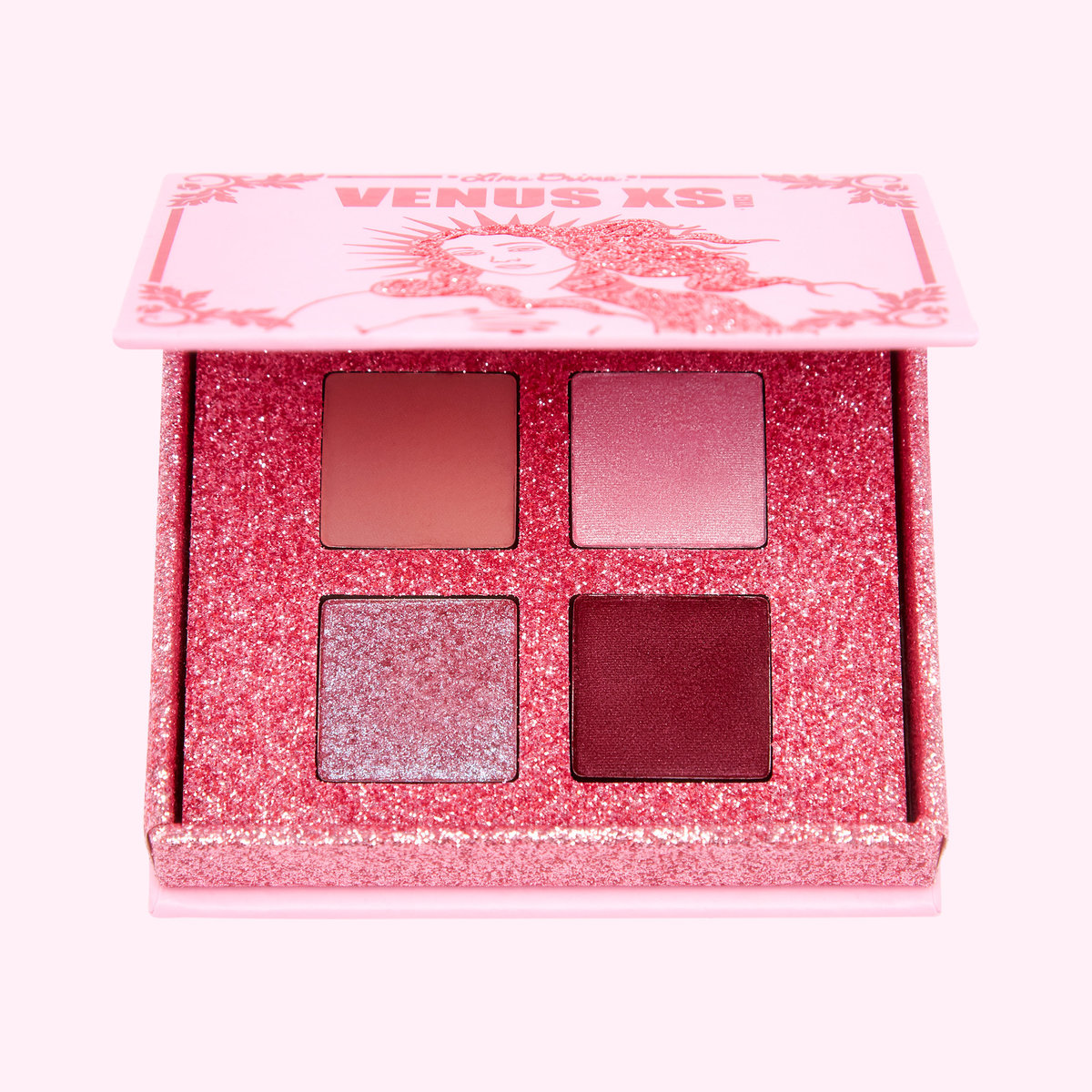 Limecrime Holiday Collection Velvetines Eyeshadow 2019