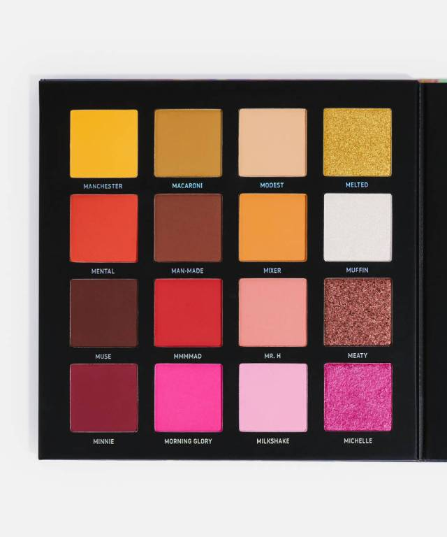 Beauty Bay Me, Myself and Mmmmitchell Pressed Pigment Palette