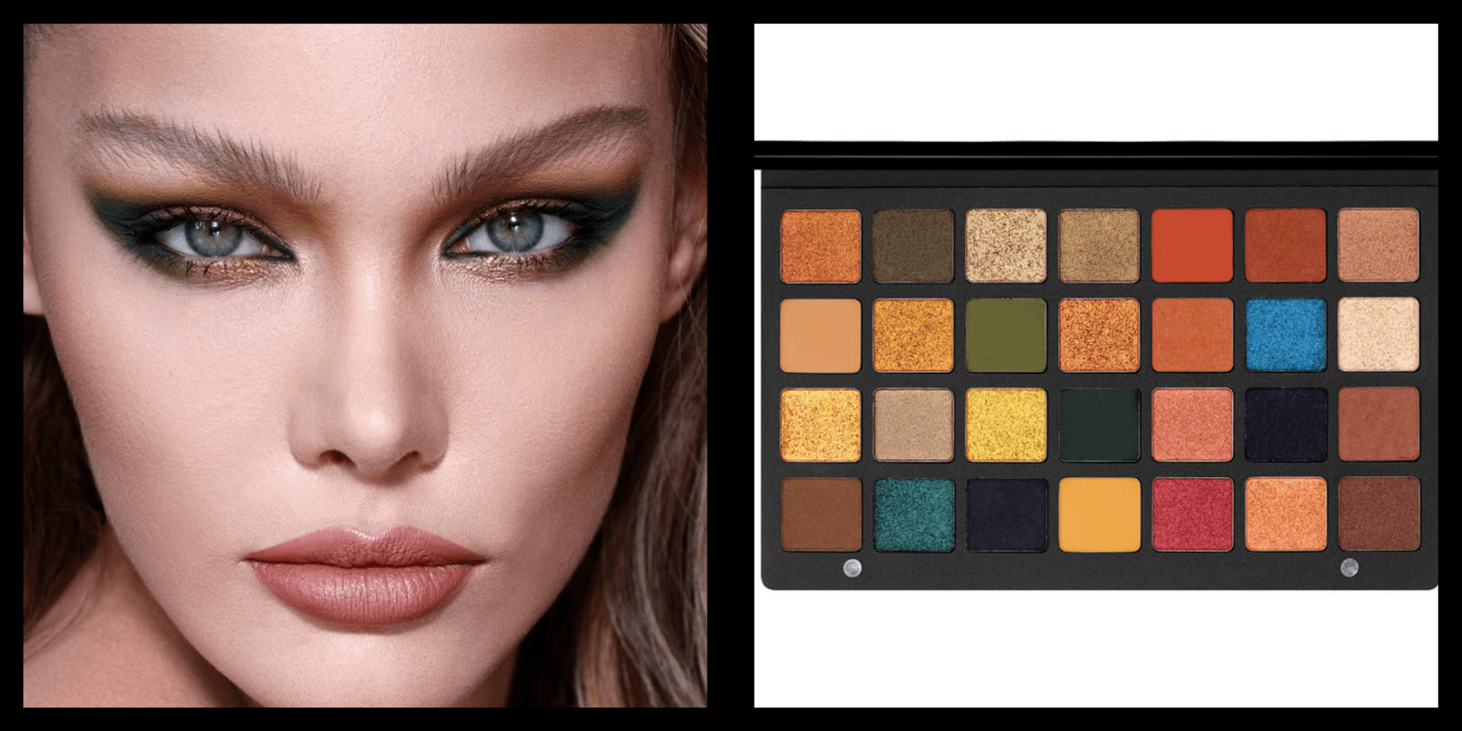 Natasha Denona Metropolis Eyeshadow Palette - Get The Scoop!