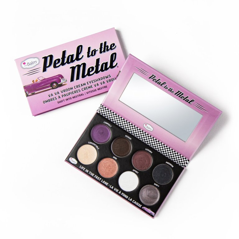 The Balm Petal To The Metal Shift Into Neutral Eyeshadow Palette 2