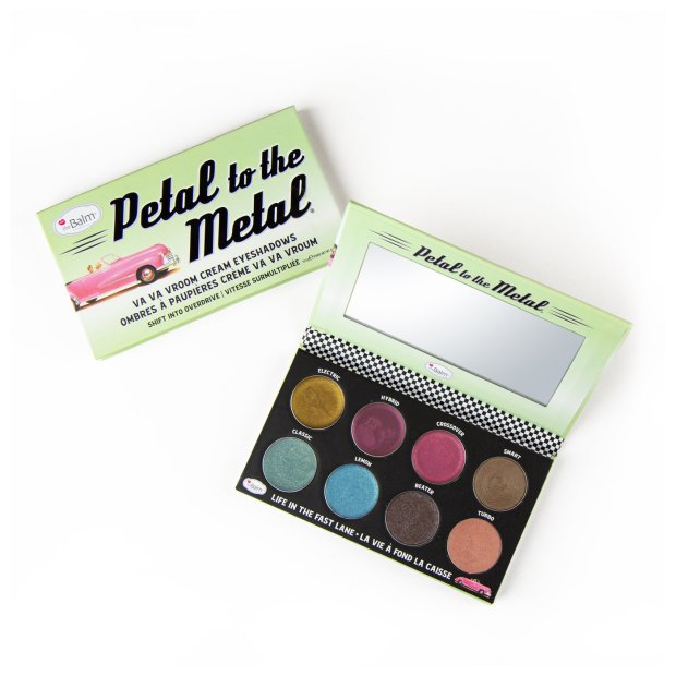 The Balm Petal To The Metal Shift Into Overdrive Eyeshadow Palette 2