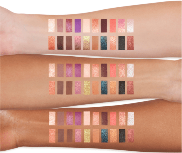 Too Faced Christmas Cookie House SwatchParty Collection