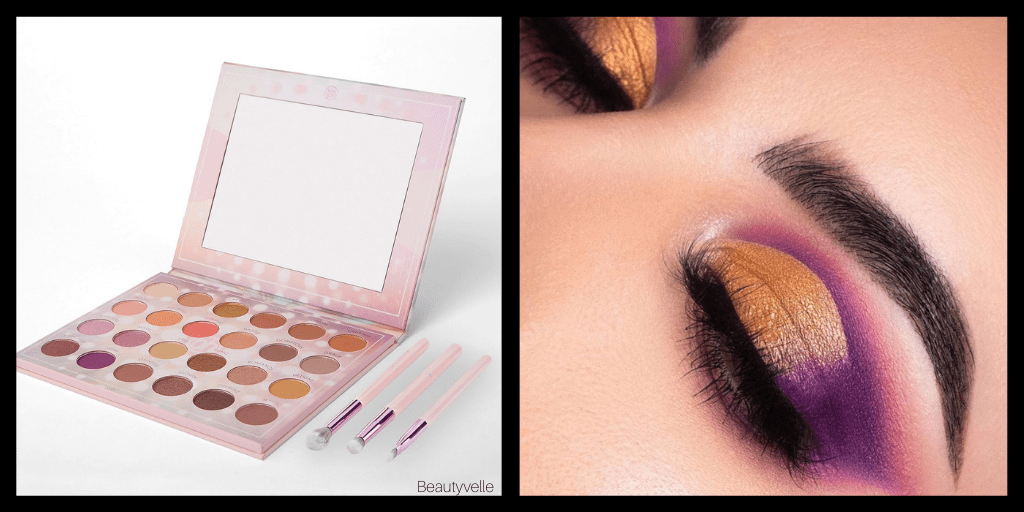 New Makeup!  BH Cosmetics Opallusion Collection