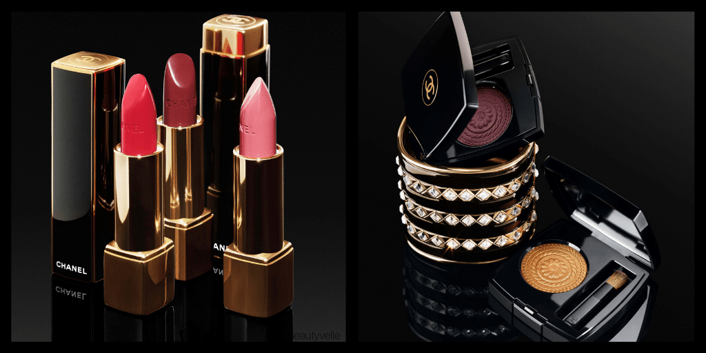 New Makeup!  Chanel Makeup Holiday Collection