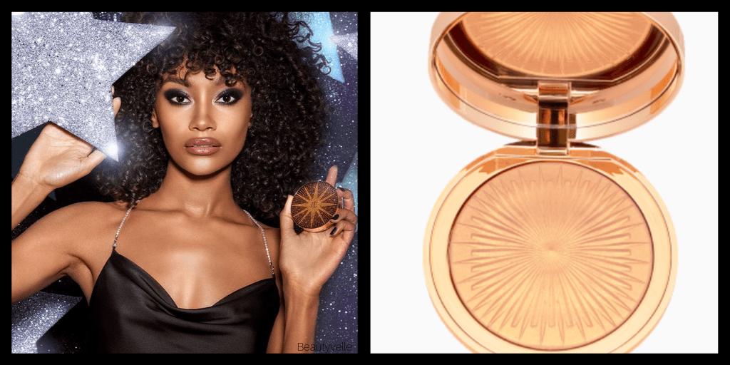 New Makeup!  Charlotte Tilbury Magic Star Highlighter