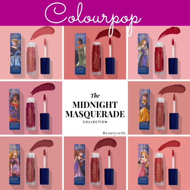 Colourpop Midnight Masquerade