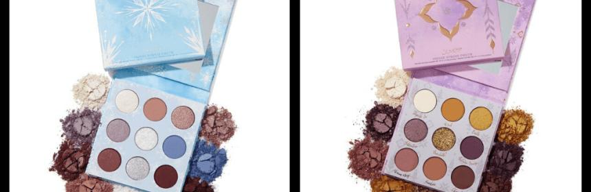 Colourpop Disney Frozen 2 Makeup Collection