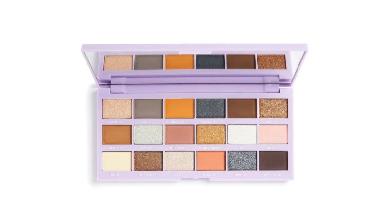 Makeup Revolution Revo Pooches Collection