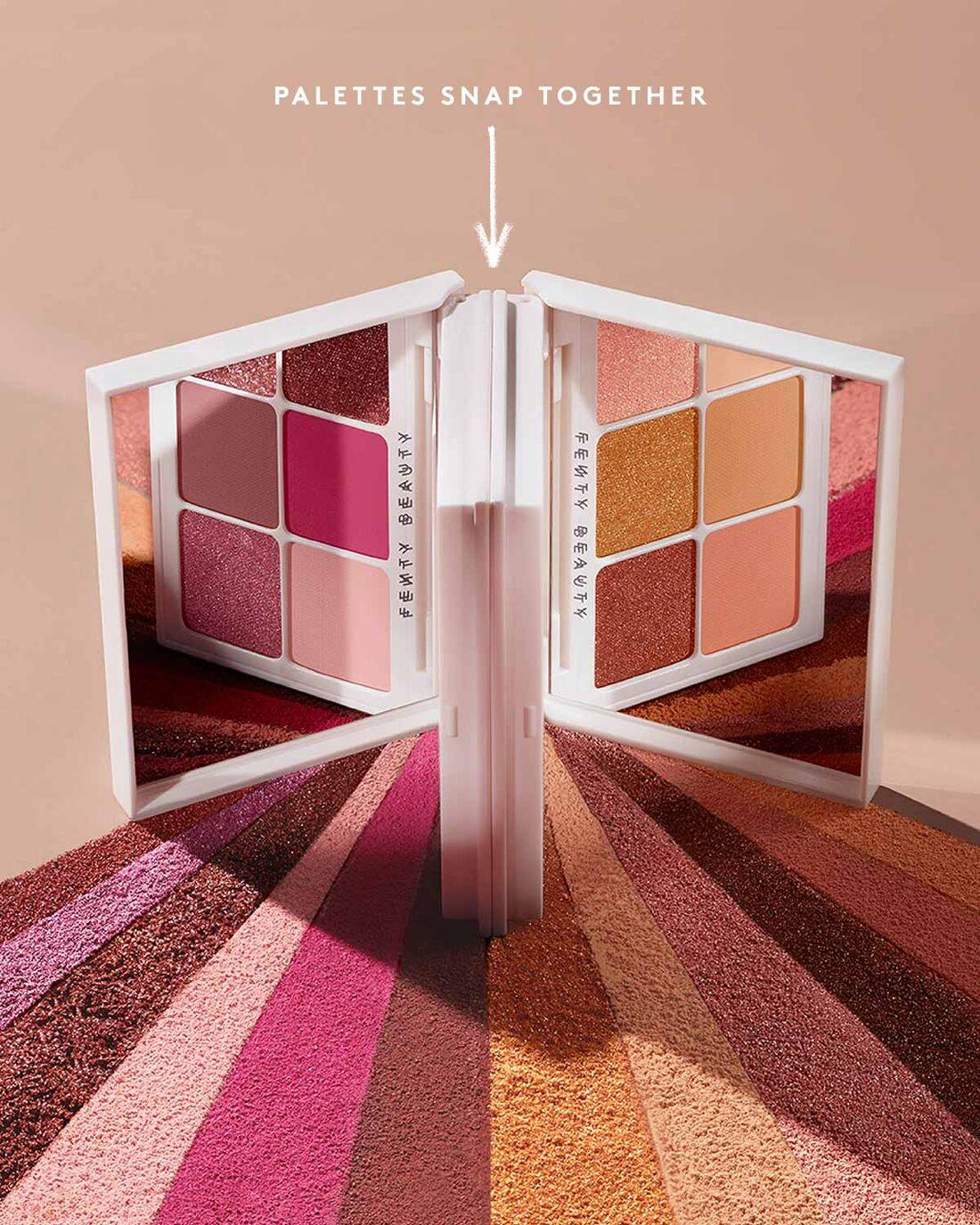 Fenty Beauty Snap Shadows Mix & Match Eyeshadow Palettes