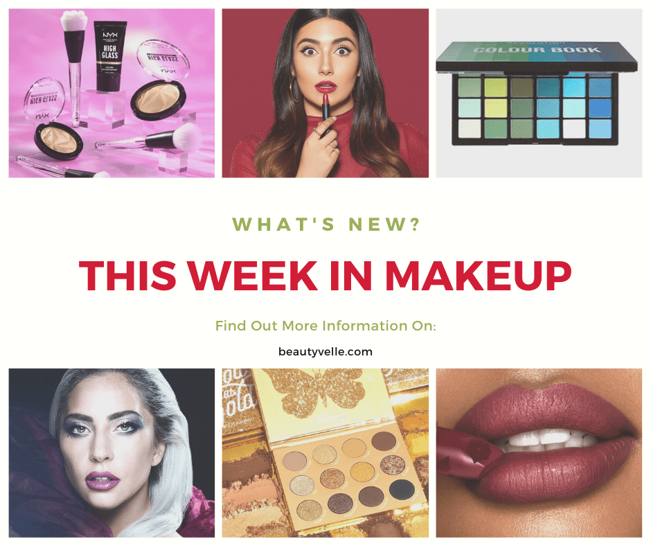 TWIM: This Week In Makeup 12.8.2019