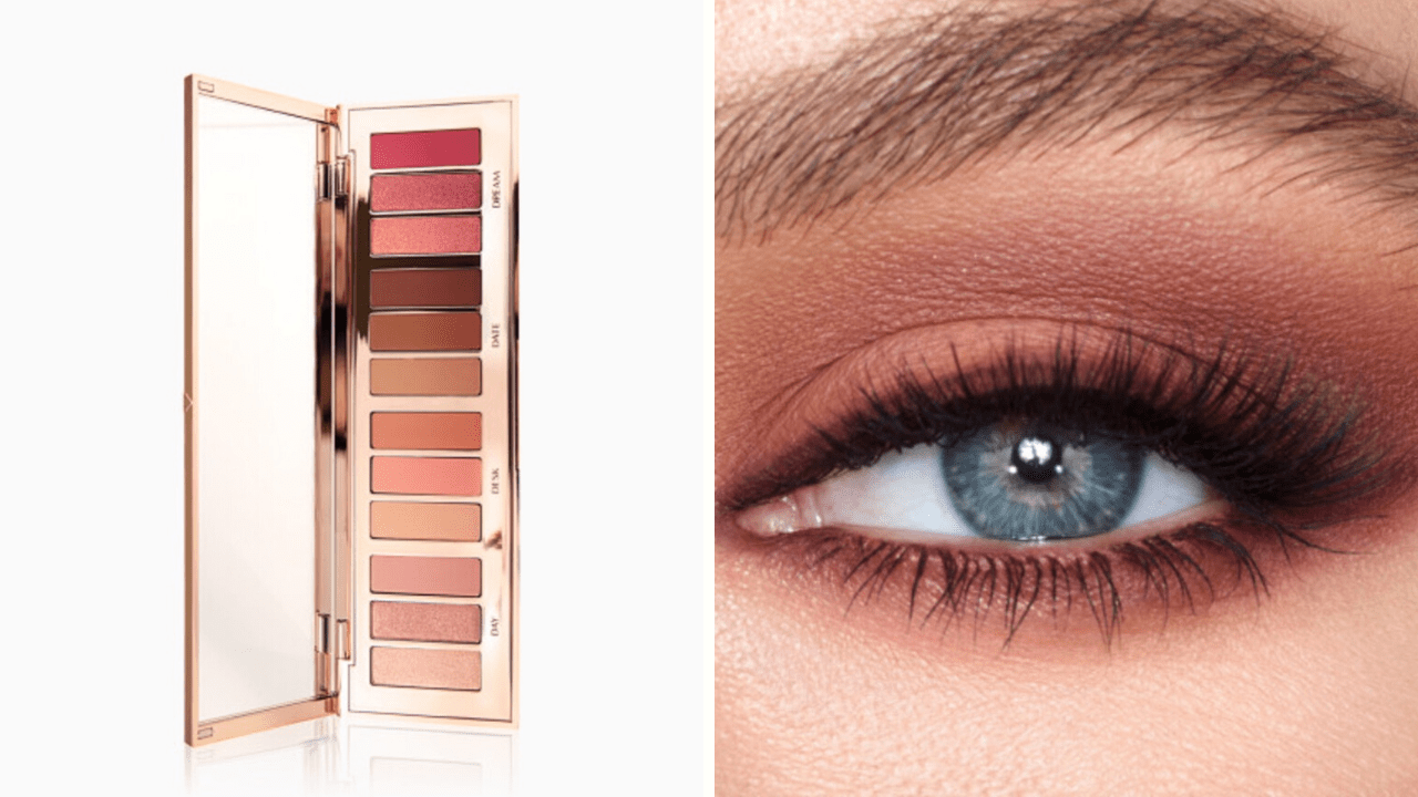 New Makeup! Charlotte Tilbury Pillow Talk Instant Eye Palette