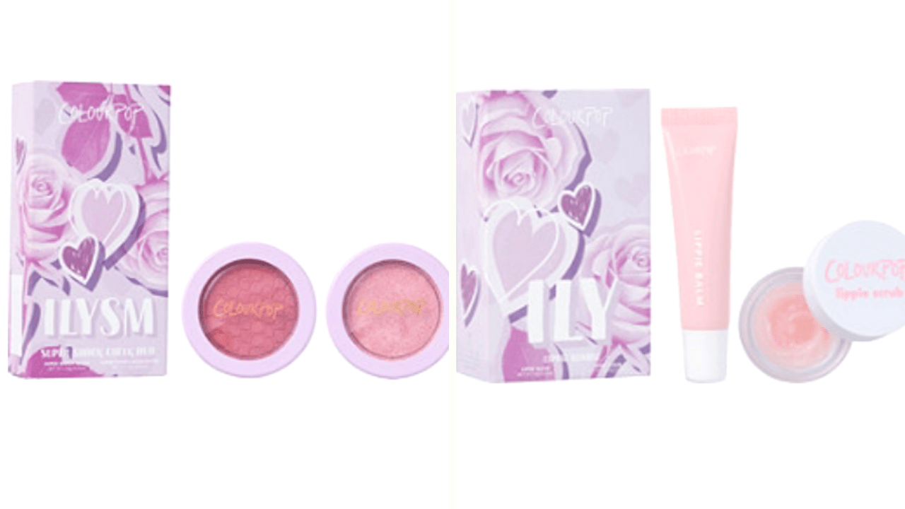 New Makeup! Colourpop x Ulta Valentine's Day Collection