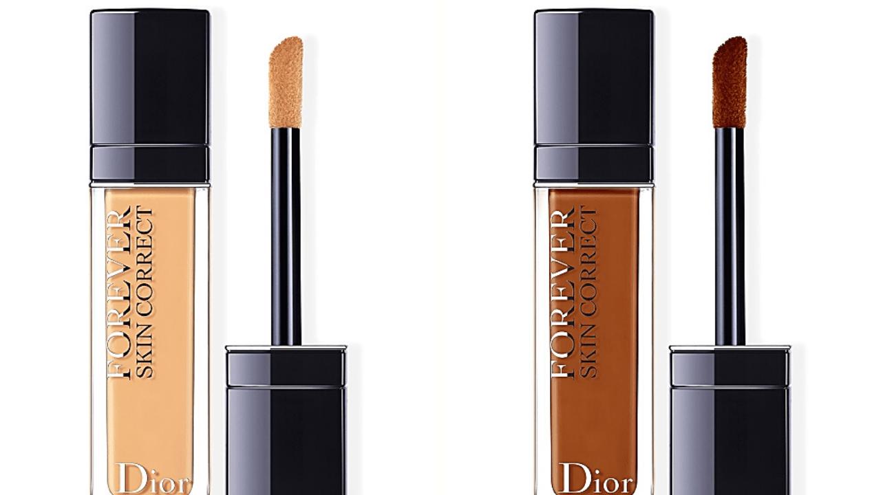 New Makeup! Dior Forever Skin Correct Moisturising Creamy Concealer