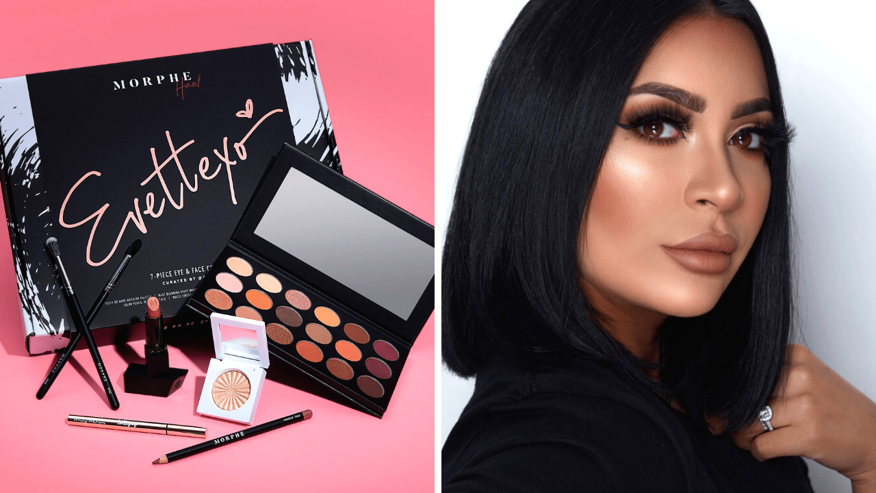 New Makeup! Morphe Evettexo Morphe Haul