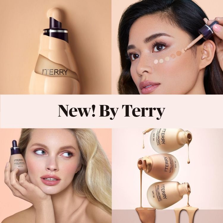 New! By Terry Hyaluronic Hydra-Foundation