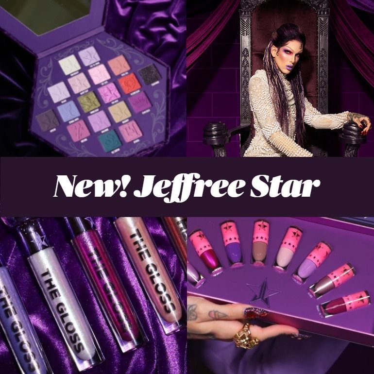 Jeffree Star Cosmetics Blood Lust Collection