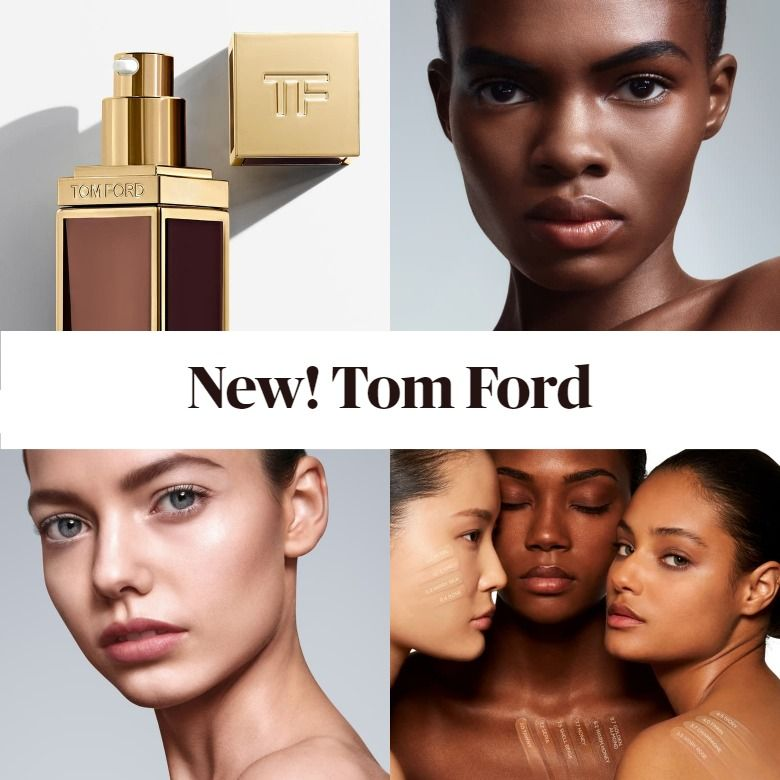 New Makeup! Tom Ford Shade and Illuminate Soft Radiance Foundation