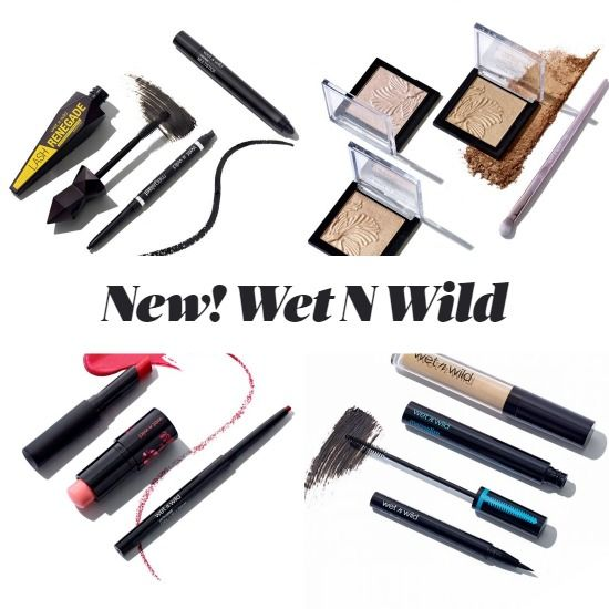 Wet N Wild WNW Edit Collection