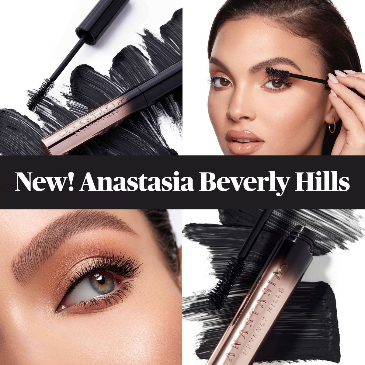 New! Anastasia Beverly Hills Lash Brag Volumizing Mascara